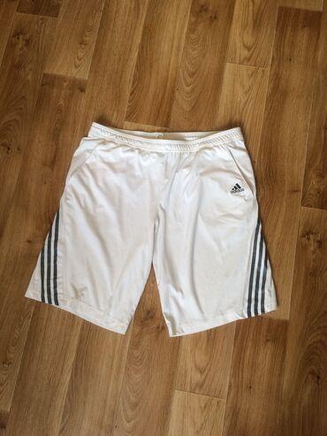 Шорты - Бишкек: Adidas шорты мужские оригинал Размер XXL (на 56/58р) Цена 690с Обмен