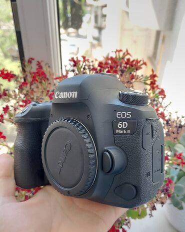 canon eos 5d mark ii в Азербайджан: Canon Eos 6D mark II təzə