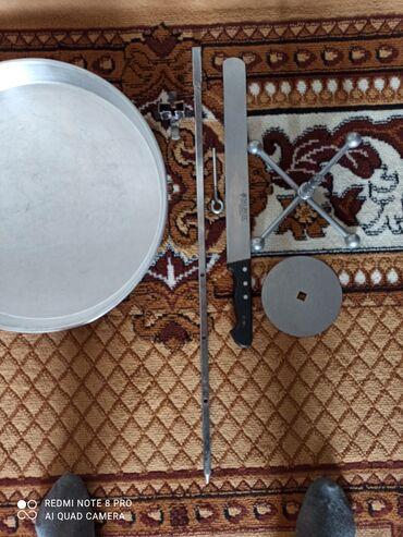 Электроника - Балыкчы: Срочно продаю Шаурма аппарат полный комплект жаны Турецкий газ полный