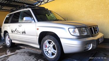 Рено универсал - Кыргызстан: Subaru Forester 2 л. 2000 | 33000 км