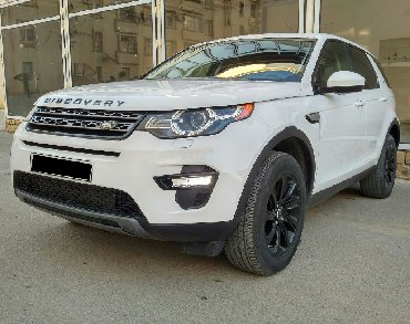 Land Rover Discovery Sport 2 l. 2016 | 23300 km