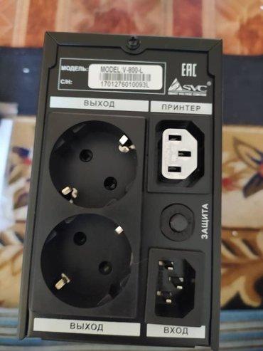 аккумуляторы для ибп 18 а ч в Кыргызстан: Блок бесперебойного питания Линейно-Интерактивный ИБП SVC