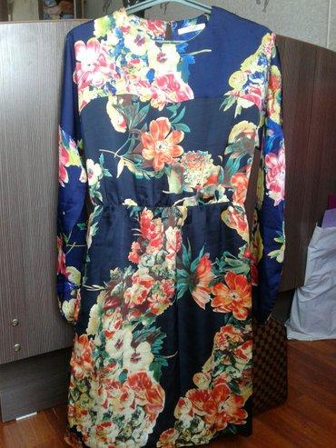 НОВАЯ платья MIA. (ткань шёлк). Длина до в Бишкек