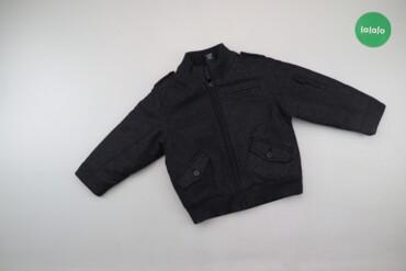 Детский мир - Украина: Дитяча куртка для хлопчика Next, 2-3 роки, зріст 98 см   Довжина: 44 с