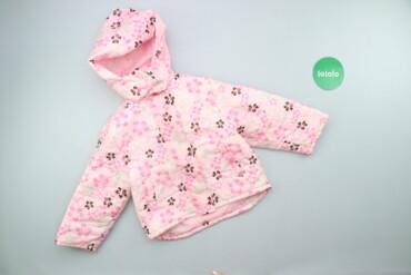 Дитяча куртка у квітковий принт TopyTop    Довжина: 46 см Ширина плече
