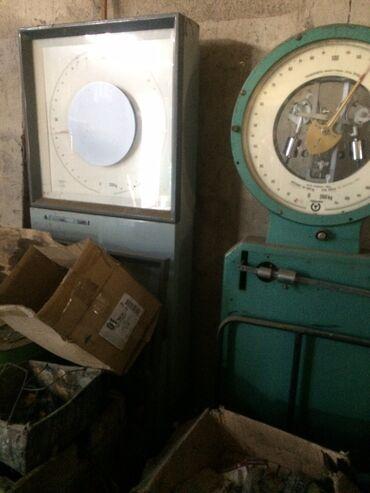 Антикварные часы - Кыргызстан: Продаю весы 15000