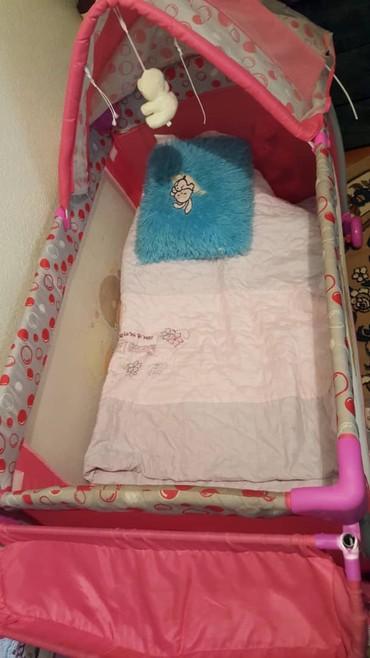 детские кроватки дешево в Кыргызстан: Детская кроватка бу 2000с