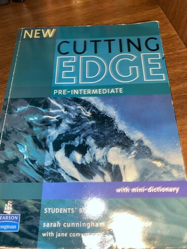 s 6 edge - Azərbaycan: Cutting edge. Universitetde oxuyanlar ucun. 3u bir yerde