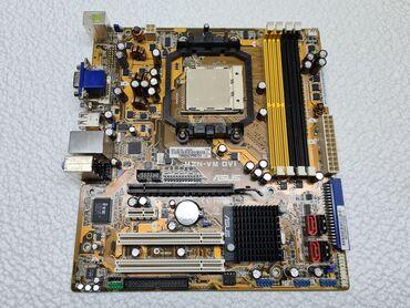 Asus p835 - Srbija: Asus M2N-VM DVI Socket AM2Ploča je potpuno ispravna i testirana.Za