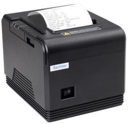 Принтер для чеков xprinter xp-q200 #принтер для чека, принтер чеков