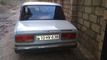İşlənmiş Avtomobillər Qusarda: VAZ (LADA) 2107 1.3 l. 1985