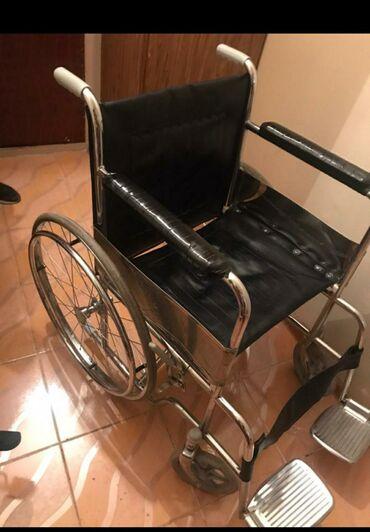 Инвалидная коляска почти новая Россия до 100кг  7500с