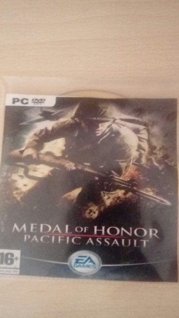 Medal of honor pc - Sabac