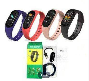 Функции фитнес-браслет Smart М5:  вpeмя (2 тeмы нa выбop цифpoвoй и aн