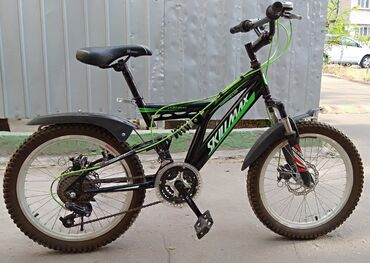 Продаю велосипед в отличном состоянии! Уместен торг