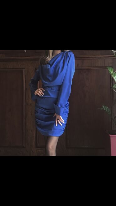 купить реборна недорого от 1000 до 3000 в бишкеке в Кыргызстан: Продаю платье шелковое, новое, надела один раз, размер Sбрала дорого