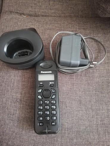 Telefon Panasonic.... dugme za javljanje mora jace da, se pritisne - Novi Sad