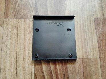ssd диски sandisk в Кыргызстан: Салазки для SSD. Фирменные от HyperX.Нужны для того чтобы ваш SSD диск