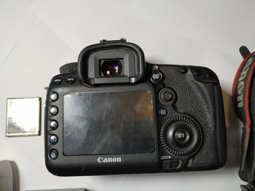 Canon 5d mark 3 64 гиг флешка , 2шт батарейка , в Пульгон
