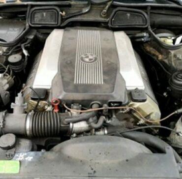 Продаю мотор на разброс бмв7 38 безванусный