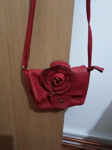 Personalni proizvodi | Sopot: Crvena torbica, za sve dodatne informacije pitajte! NEKORISCENA