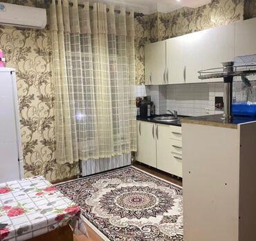Продажа квартир - Жженый кирпич - Бишкек: Элитка, 2 комнаты, 50 кв. м Бронированные двери, Видеонаблюдение, Дизайнерский ремонт