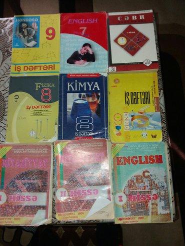 Sumqayıt şəhərində kitab satılır