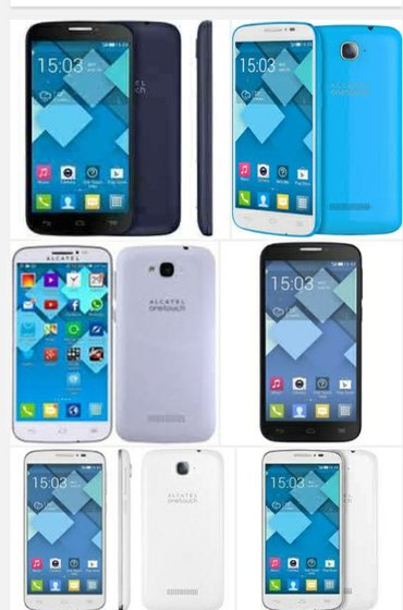 Телифон Alcatel one touch Pop c 7 в Душанбе