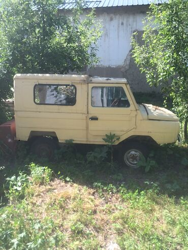 ЛуАЗ - Кыргызстан: ЛуАЗ 969 1.2 л. 1986