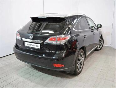 Lexus RX 2.7 л. 2014 | 99263 км
