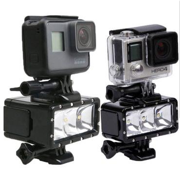 GoPro və action kameralar üçün suya davamlı led işıq в Bakı