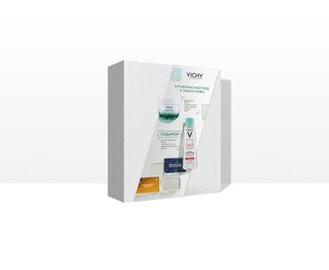 НАБОР VICHYАнтивозрастной уход и защита кожиСостав набора:1) SLOW AGE