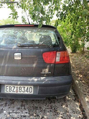 Seat Ibiza 1.4 l. 2002 | 288047 km