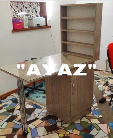 Xırdalan şəhərində Manikür masası