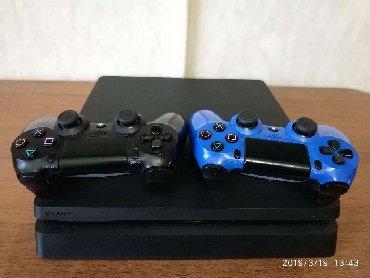Продам Playstation 4 Slim 500Gb. Не прошитая 7.50, в отличном