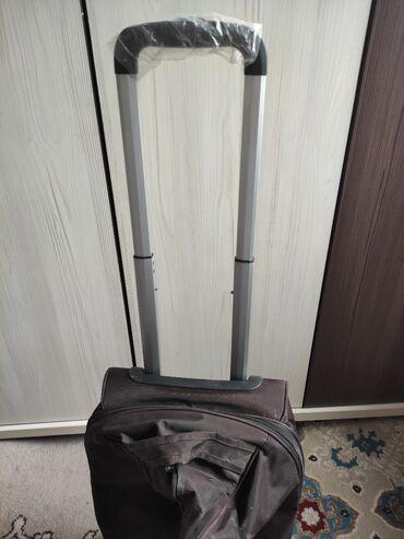 продажа домов in Кыргызстан | ПРОДАЖА ДОМОВ: Продаю сумку дорожную с роликами. Очень удобная, можно сделать