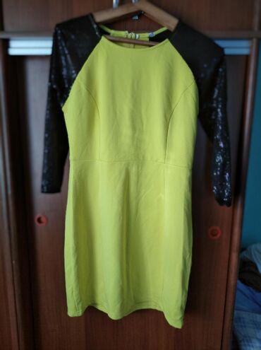 Каракол. Продам платья в хорошем состоянии, размеры 36-38. Чёрное