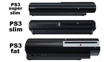 Konzole - Srbija: PS3 Konzole CipovanjeFat - Svi modeli PS3 Fat su podržani.Slim - Ako