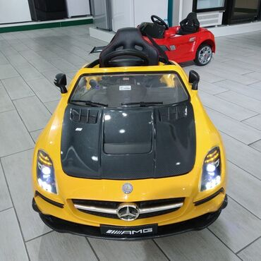 Yangin masini konstruktorlari - Azərbaycan: Mercedes-Benz 0.5 l. 2020