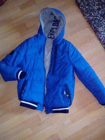 Dečije jakne i kaputi | Vranje: Waikiki jakna za decake 12,14 godina. Jakna da dva lica kvalitetna