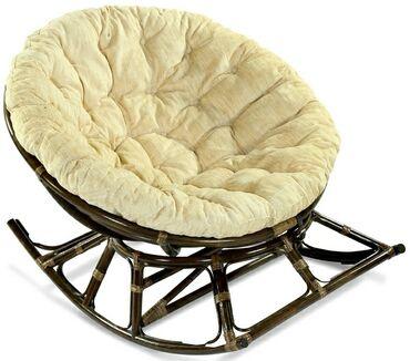 Садовая мебель в Душанбе: Кресло качалка папасан большой выбор расцветок