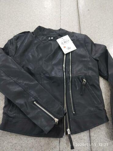 Продаю куртку кожзам размер L цена 1000с