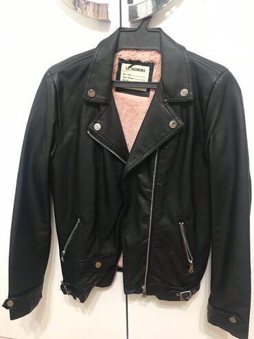 Турецкая кожаная куртка Тёплая, в очень хорошем состоянии На 10-12 лет