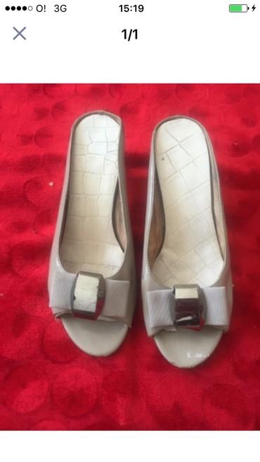 Туфли-шлепки 35 размер  в Бишкек