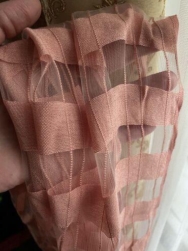 Очень красивый шарф-хомут персикового оттенка (привезли из Штатов)
