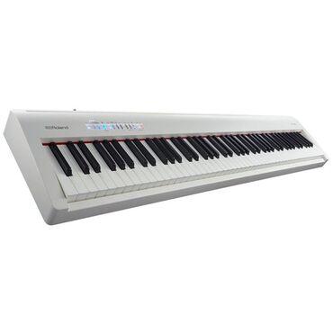 """Пианино, фортепиано - Кыргызстан: Цифровое пианино от фирмы """"Roland""""•Модель"""