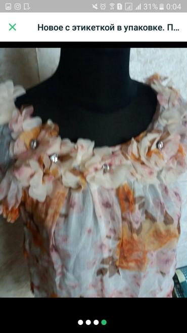 Платье свободного покроя, ткань в Бишкек