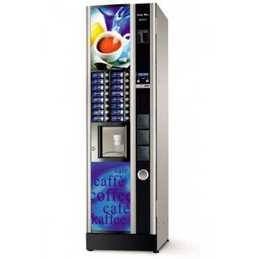 Торговая недвижимость - Кыргызстан: Кофейный вендинговый аппарат Necta KIKKO MAX5 Штук, состояние