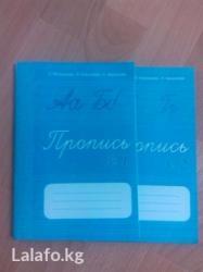 Пропись в 2 частях.Ветшанов и т.д. - В мире литературы.Кутузов и т.д.В в Бишкек