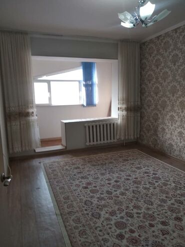 купить пластиковый шифер в бишкеке в Кыргызстан: 105 серия, 1 комната, 34 кв. м Не сдавалась квартирантам, Неугловая квартира